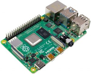 Comprar Raspberry PI 4B 4GB