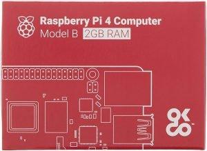 Comprar Raspberry PI 4B 2GB
